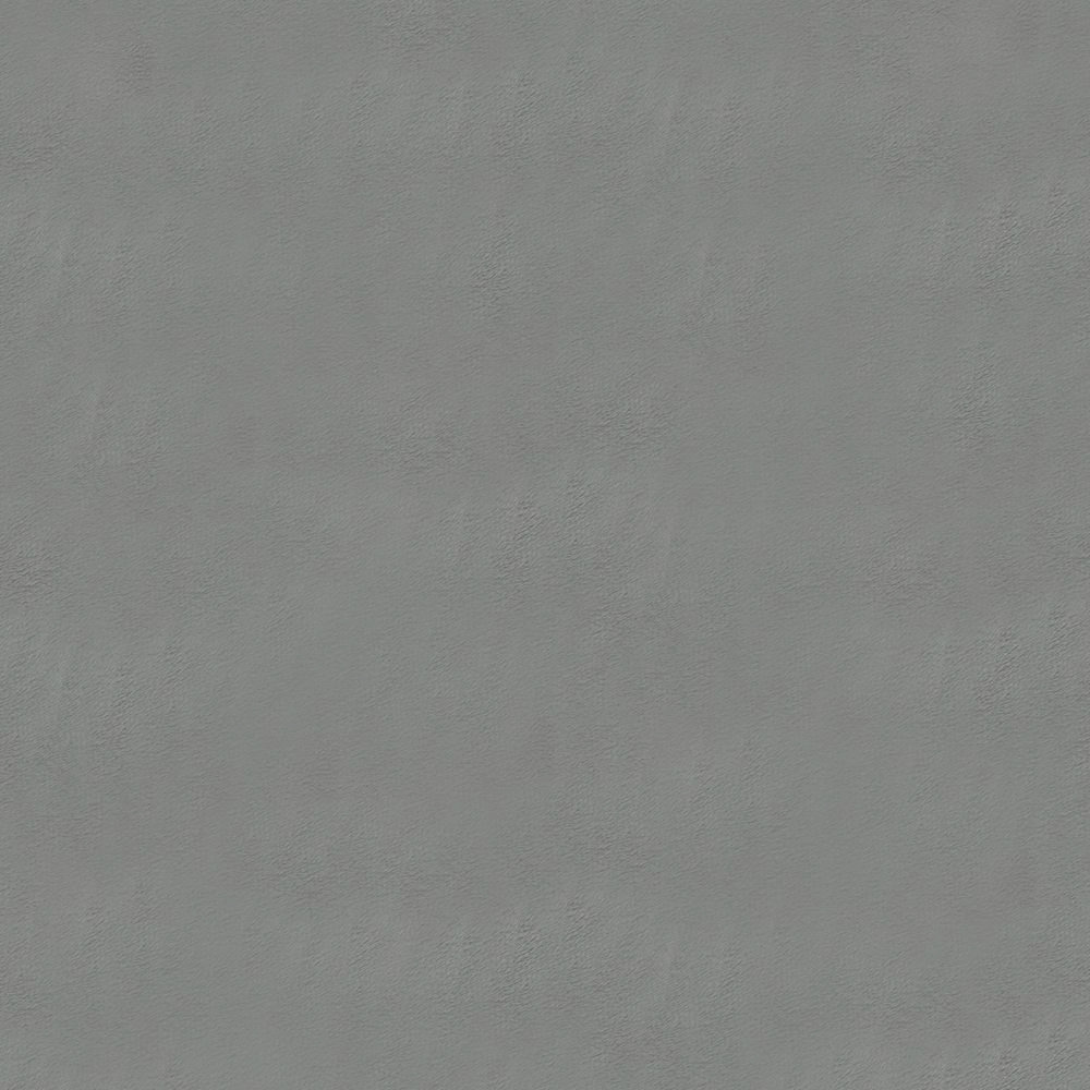 solid charcoal gray minky fabric