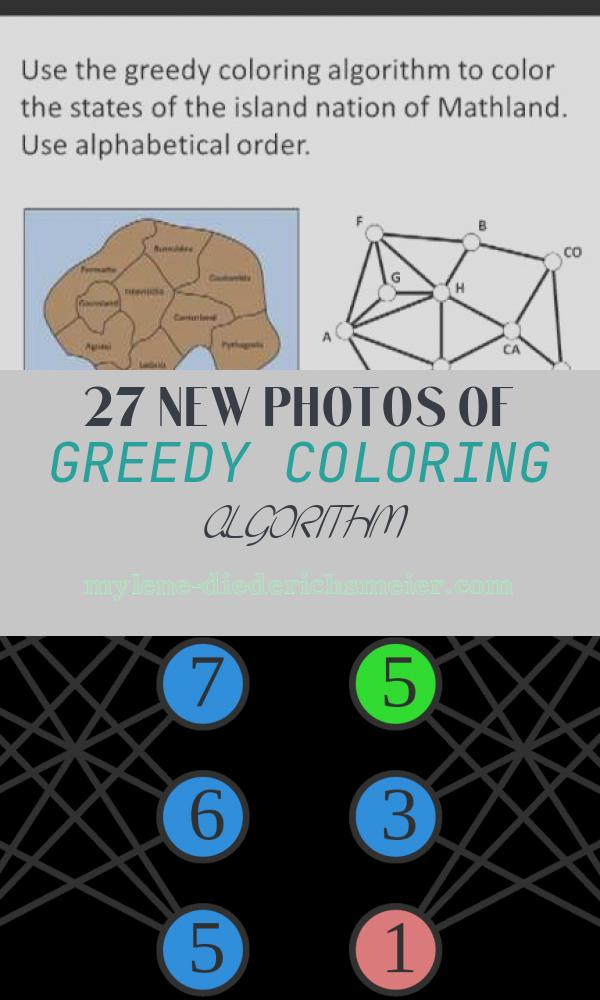 Greedy Coloring Algorithm Best Of Math for Liberal Stu S the Greedy Coloring Algorithm