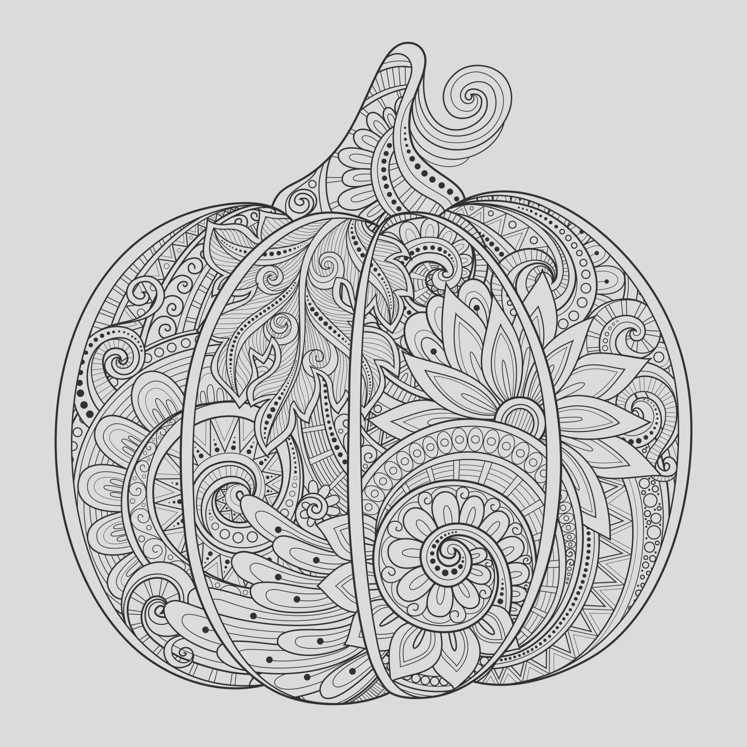 halloween adult coloring pages image=events halloween coloring beautiful halloween pumpkin zentangle irinarivoruchko 1