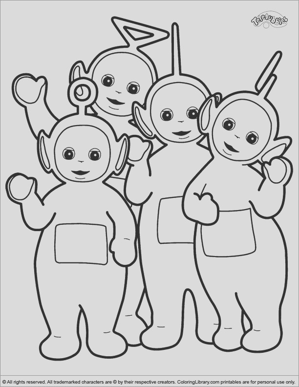 hey duggee coloring pages