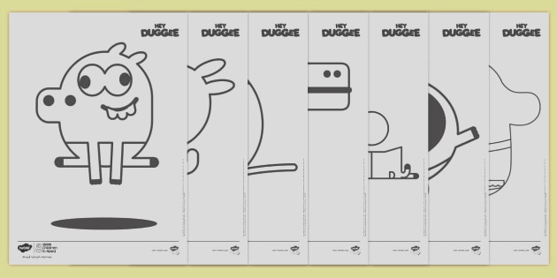 t tp 5350 bbc children in need hey duggee colouring pages