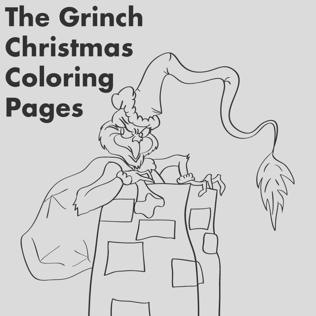 grinchprintableschristmascoloringpagesfree