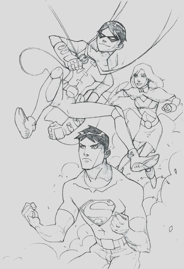 justice coloring pages