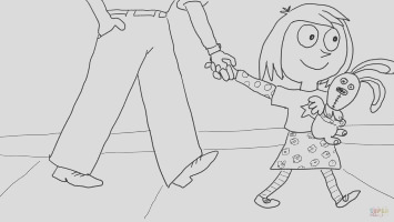 trippy coloring pages tumblr