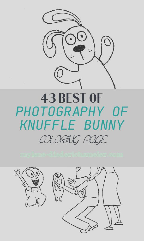 Knuffle Bunny Coloring Page Fresh Surprised Knuffle Bunny Coloring Pages Download & Print