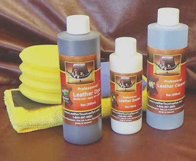 bycast leather repair kits