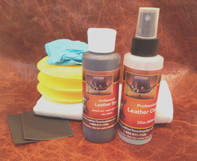 fast fix leather dye repair kit small