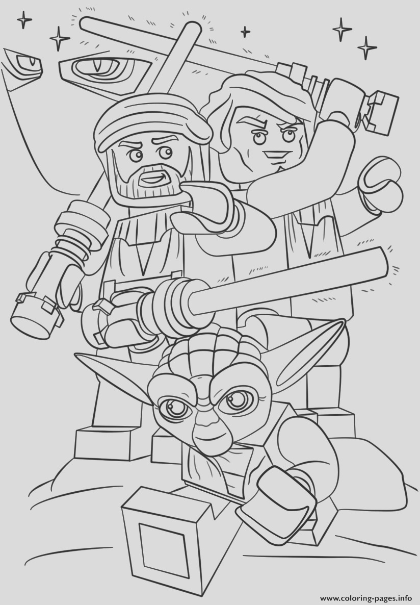 lego star wars clone wars printable coloring pages book