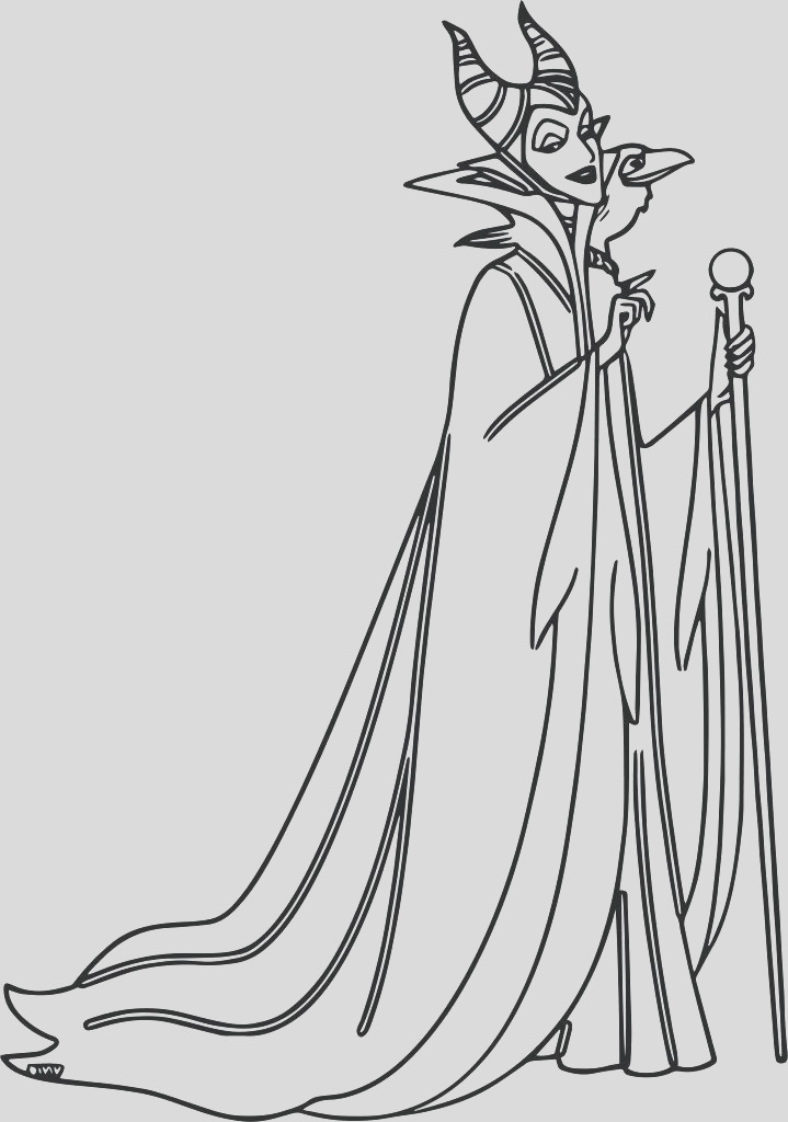 maleficent dragon coloring pages