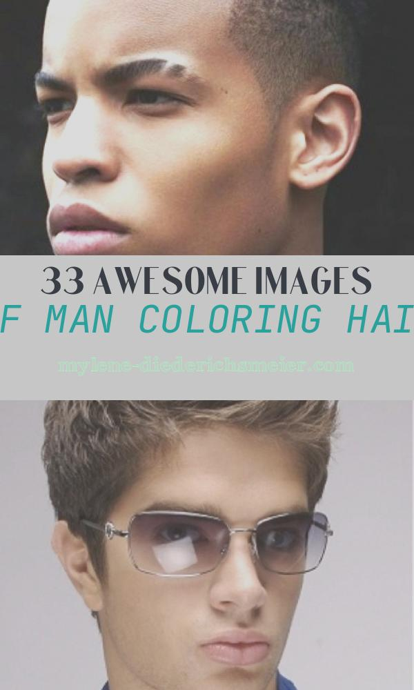 Man Coloring Hair Elegant 20 Hair Color Ideas for Men to Try