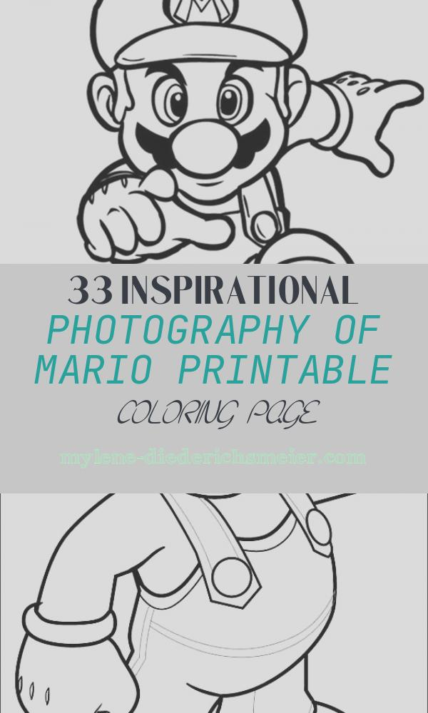 Mario Printable Coloring Page Elegant Mario Coloring Pages themes – Best Apps for Kids