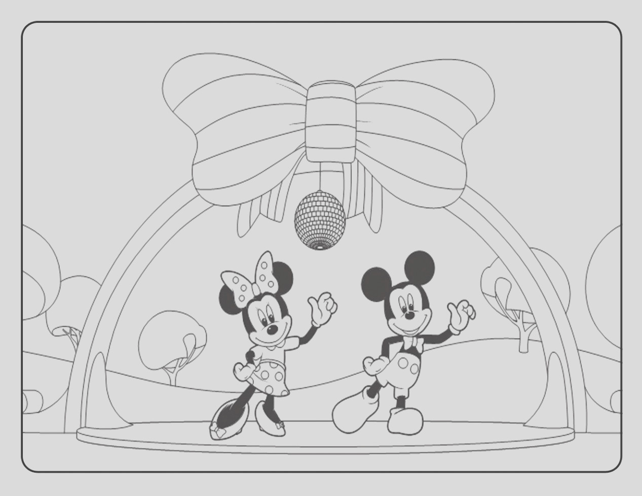 free printable mickey mouse clubhouse coloring pages 852e255c31b6