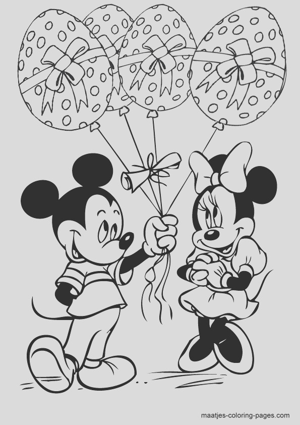 disney easter coloring pages 009