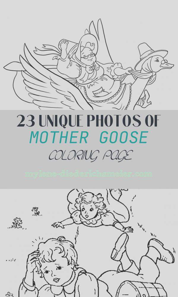 Mother Goose Coloring Page Awesome Dulemba Coloring Page Tuesday Mother Goose
