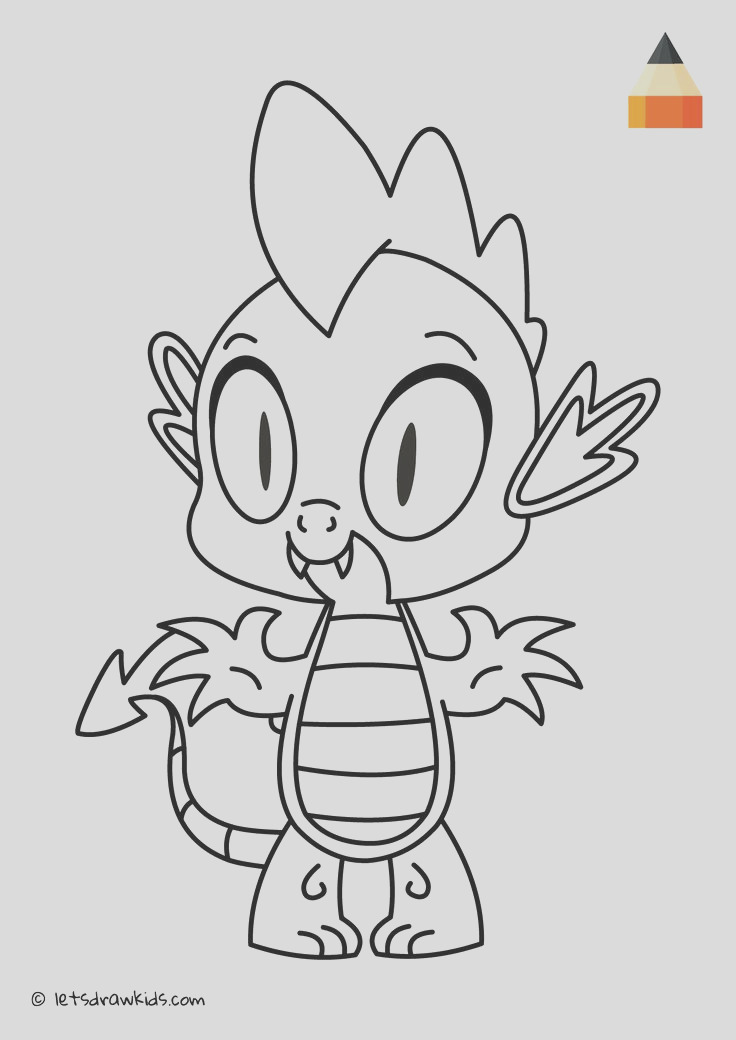 coloring pages lets draw kids