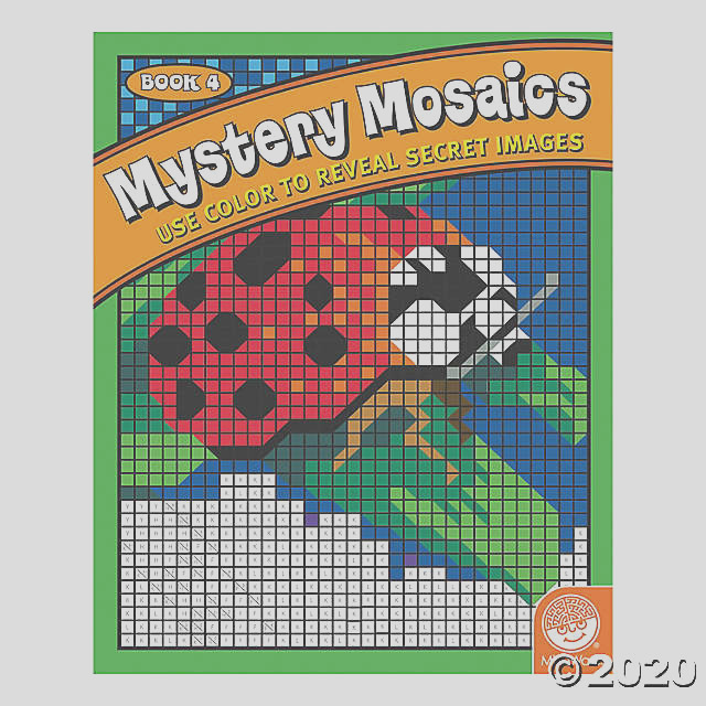 mindware mystery mosaics coloring book 4 a2 fltr