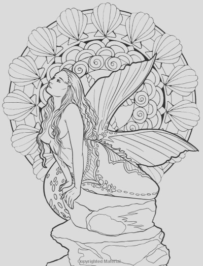 best mermaid coloring pages coloring books