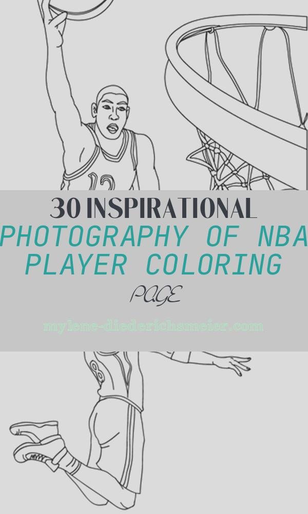 Nba Player Coloring Page Awesome Coloring Nba Players Quotes Quotesgram