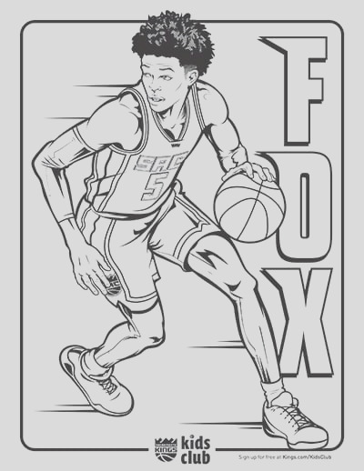 kings introduce coloring pages