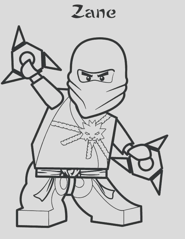 ninjago drawing zane