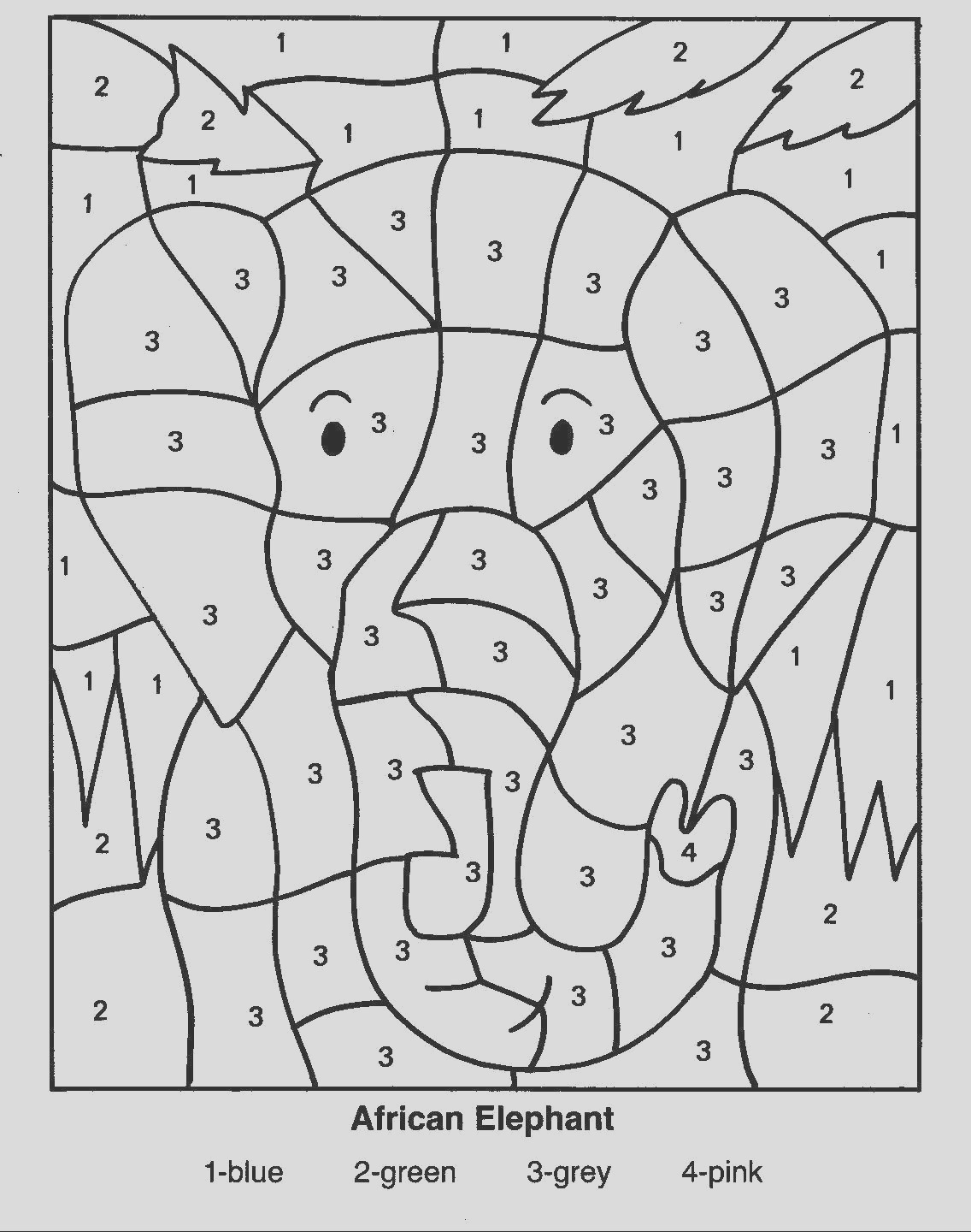number coloring pages 10