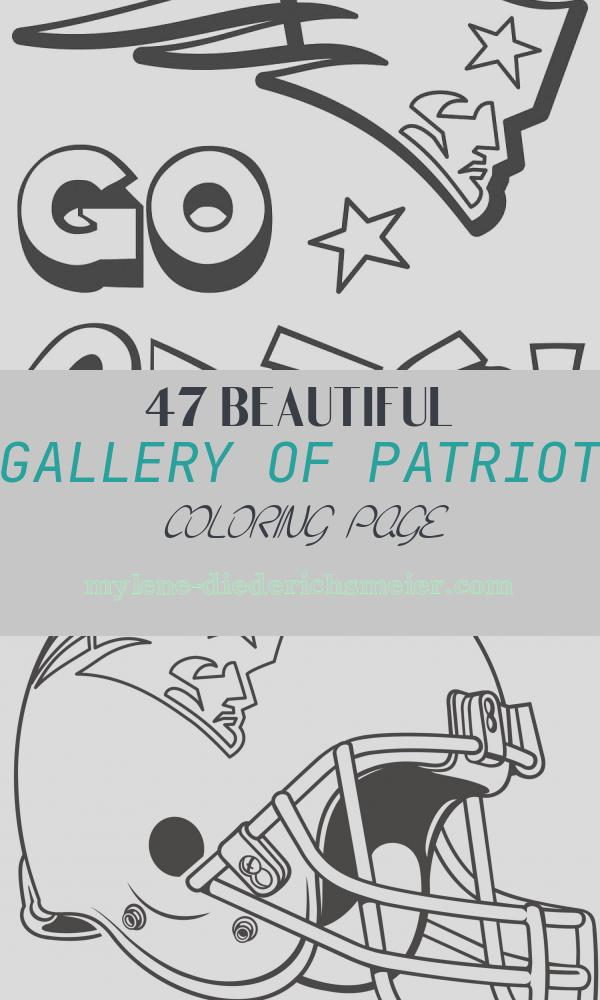 Patriot Coloring Page Beautiful 11 Free Printable New England Patriots Coloring Pages