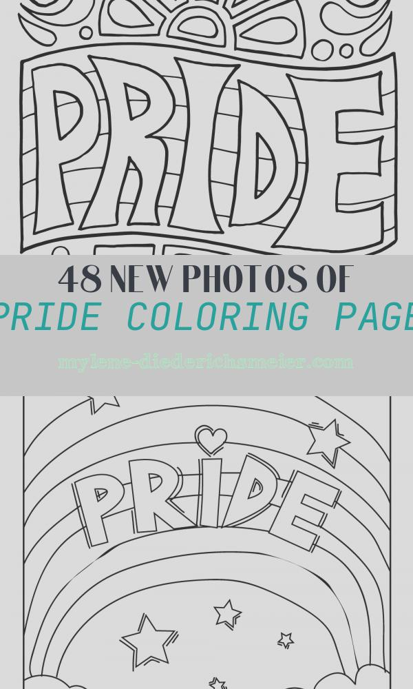 Pride Coloring Page Fresh Coloring Pages