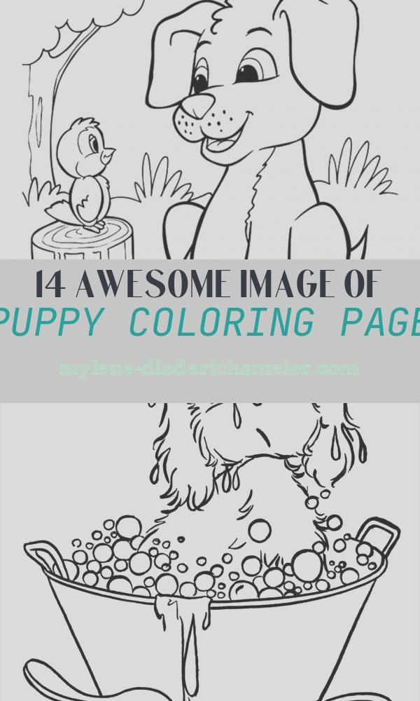 Puppy Coloring Page Unique top 30 Free Printable Puppy Coloring Pages Line