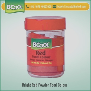 Top Selling Bright Red Powder Food