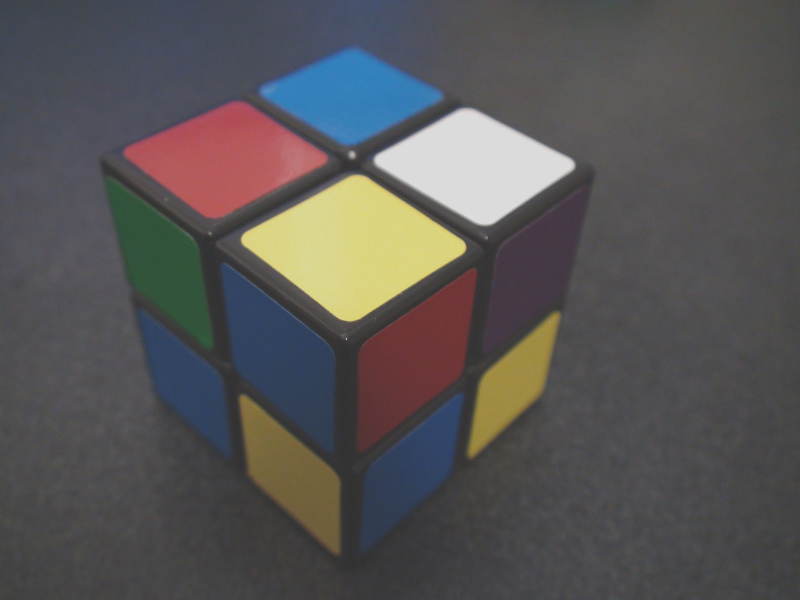 how to solve 2x2 rubiks cube 15