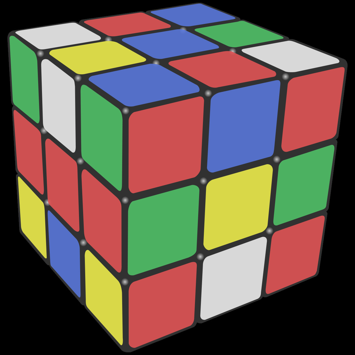 Optimal solutions for Rubik's Cube