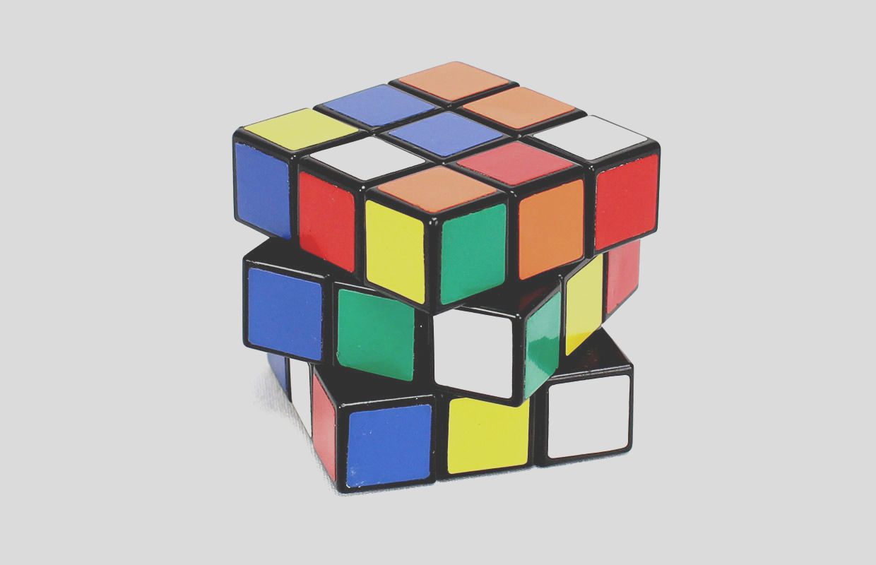 rubiks cube creates collaboration munication and critical thinking