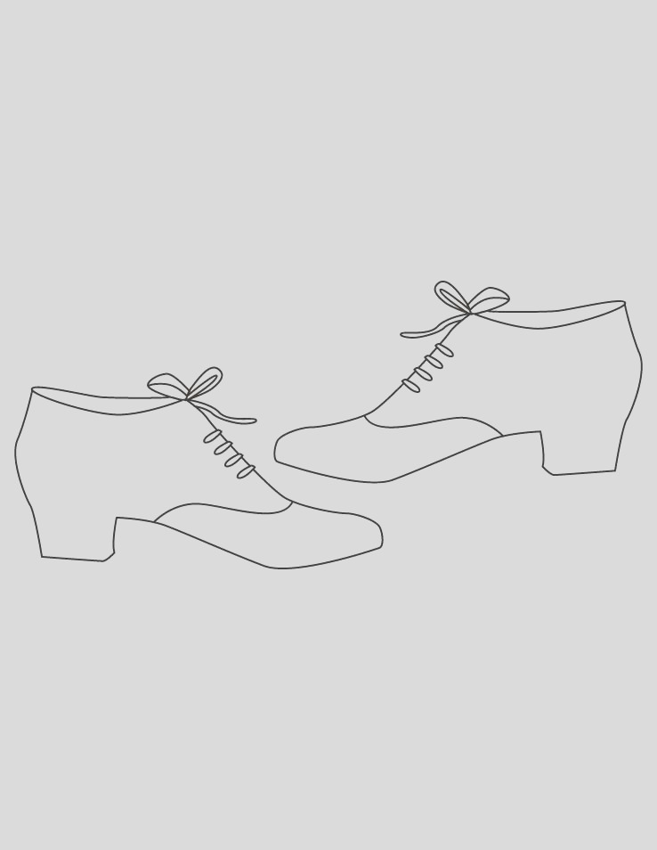 mens shoes coloring pages 1d3706