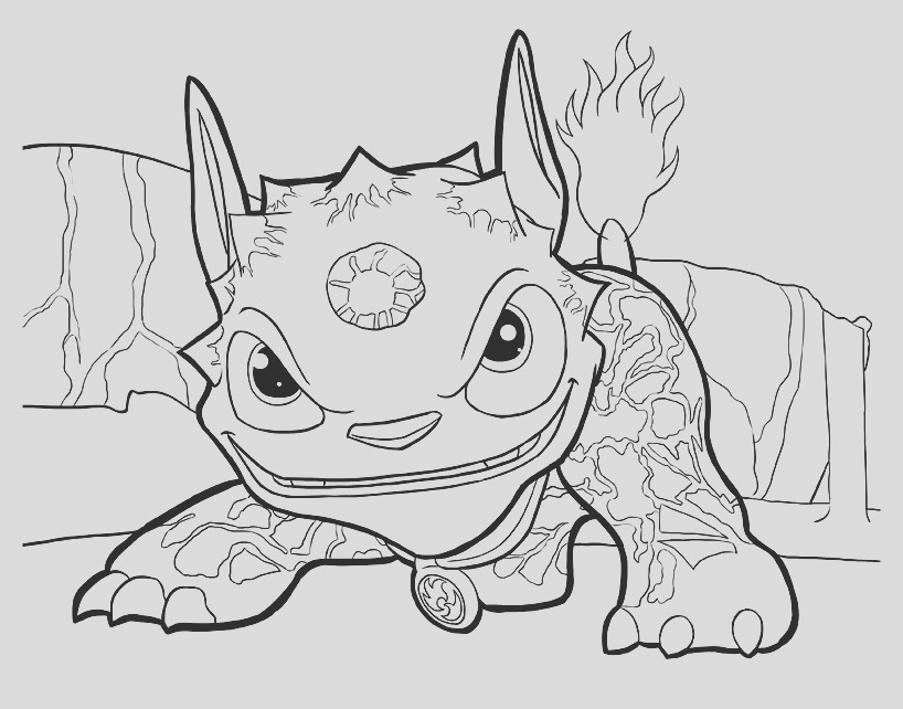 image=skylanders Coloring for kids skylanders 3