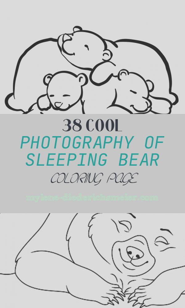 Sleeping Bear Coloring Page Unique Dulemba Coloring Page Tuesday Sleeping Bears