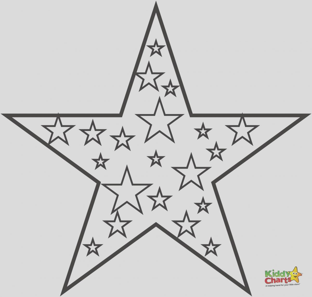 Star Coloring Book Unique Star Coloring Pages