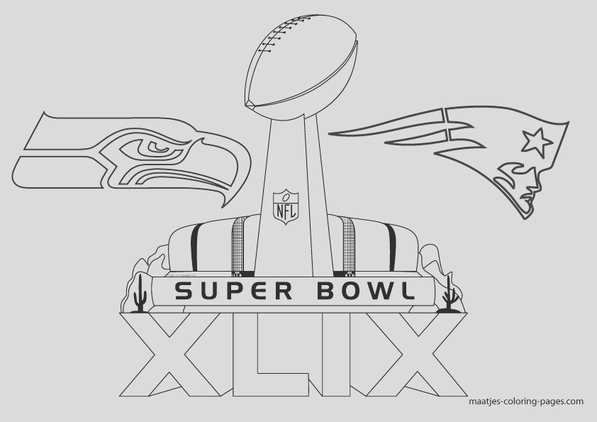 superbowl coloring pages 017