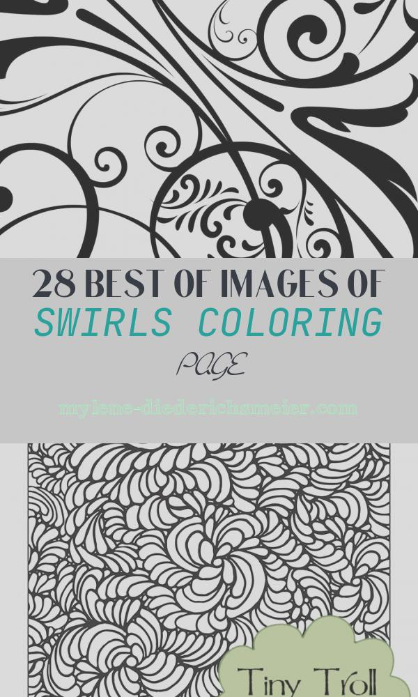 Swirls Coloring Page Fresh Printable Adult Coloring Pages Swirls