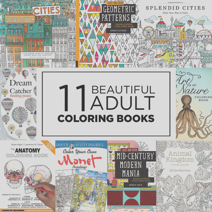 adult coloring books date night