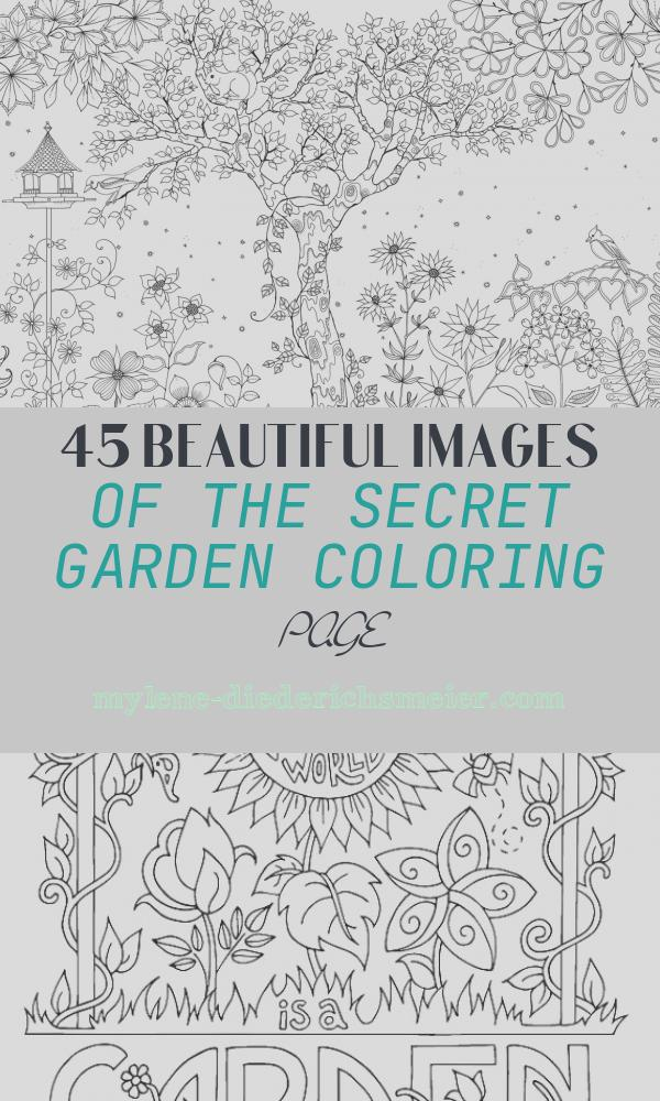 The Secret Garden Coloring Page Elegant Fanatic for Fiction Fanfiction and Colouring Books