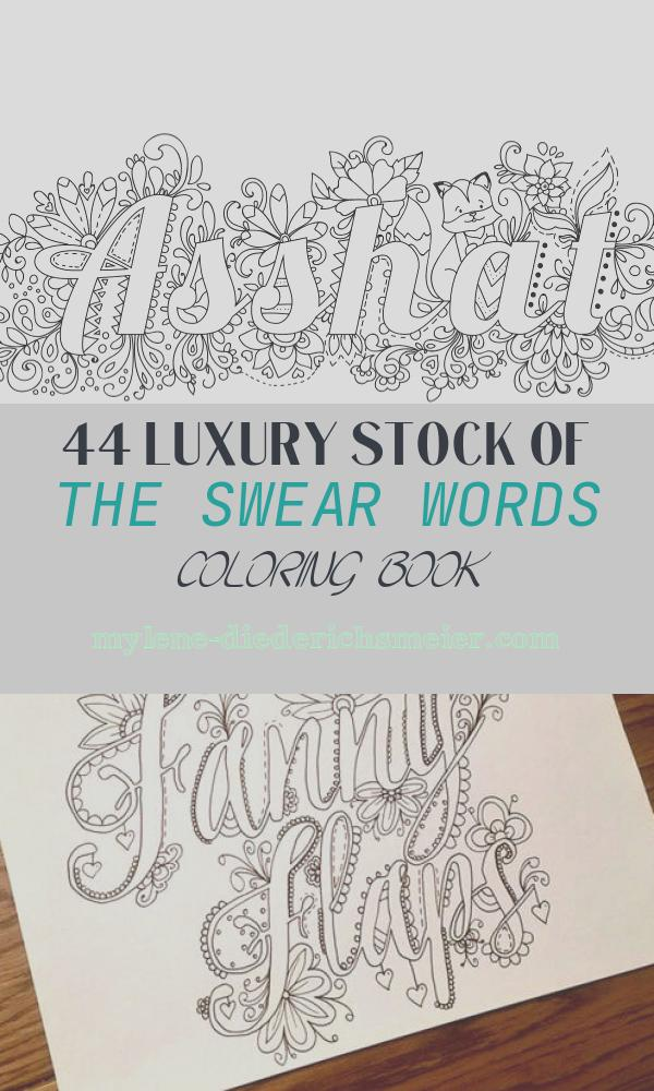 The Swear Words Coloring Book Lovely Best Swear Word Coloring Books A Giveaway Cleverpedia