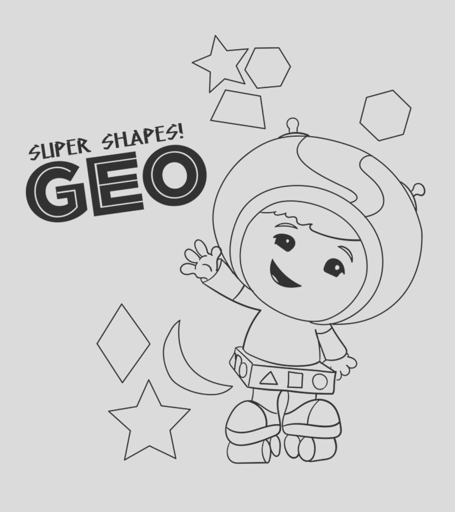 best team umizoomi coloring pages for your toddler