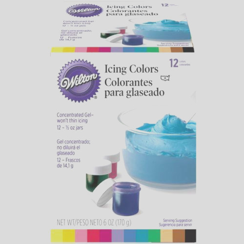 wilton food coloring