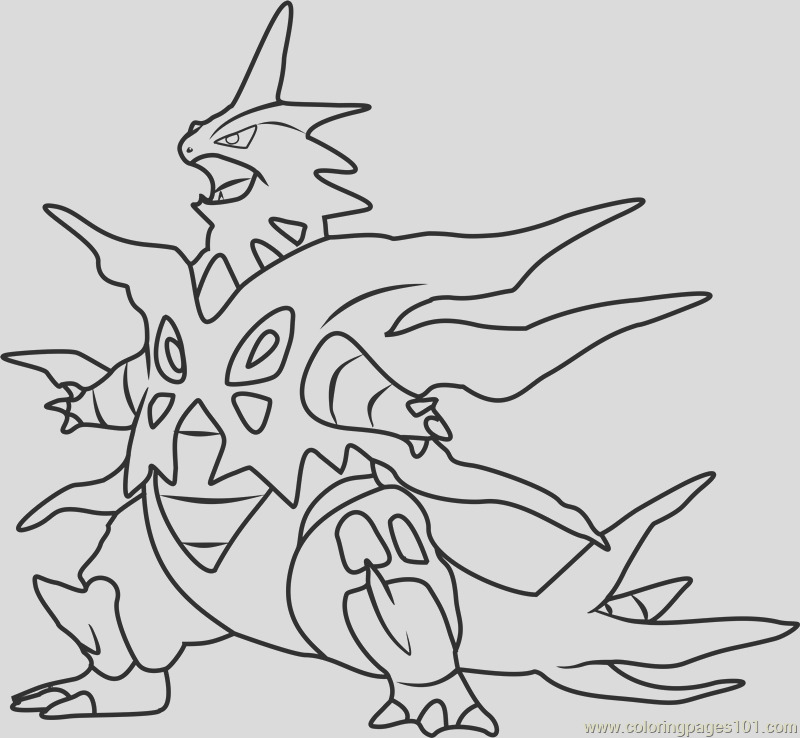 pokemon coloring pages absol