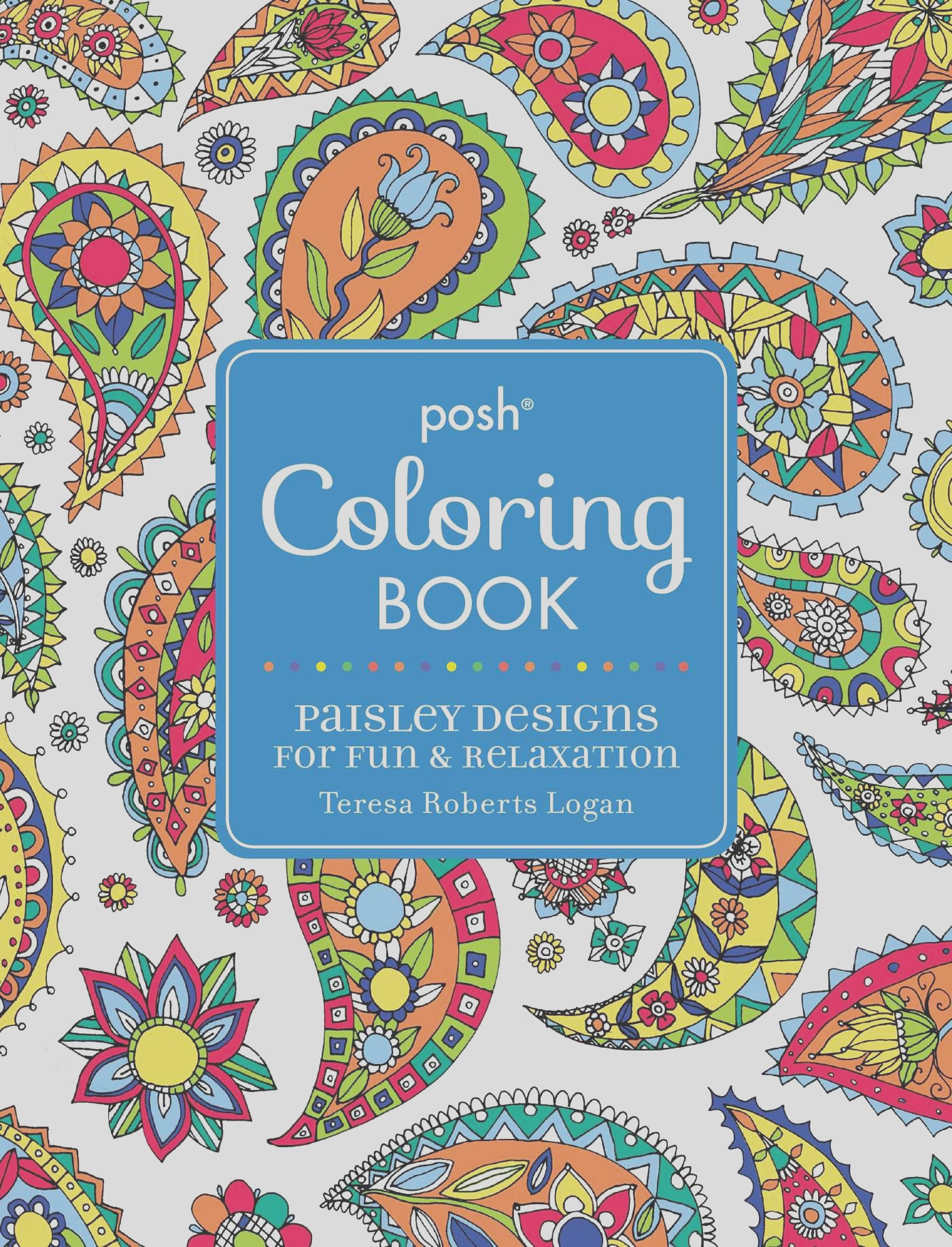teresa logans coloring book available
