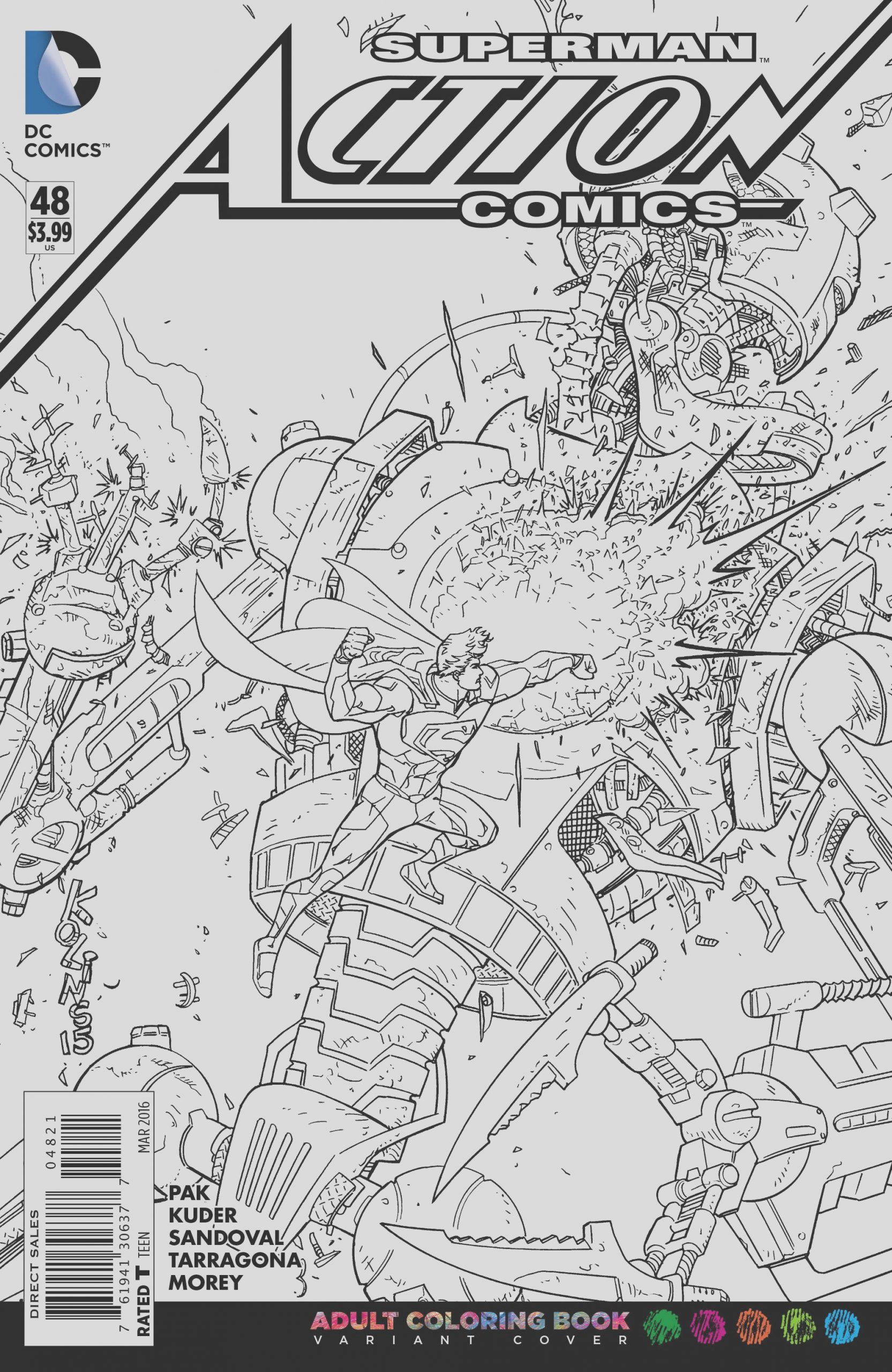 try these dc adult coloring book variant covers