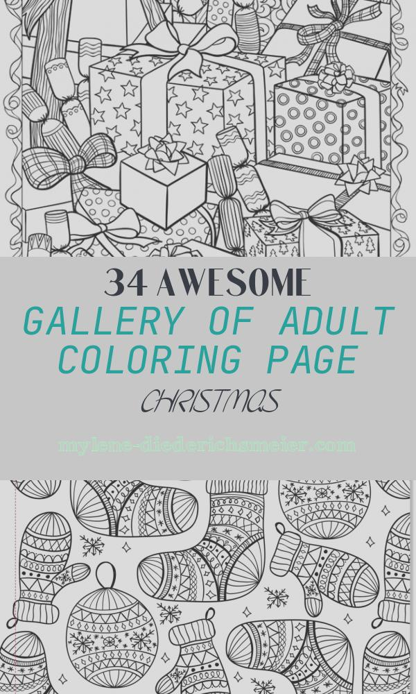 Adult Coloring Page Christmas Beautiful 21 Christmas Printable Coloring Pages