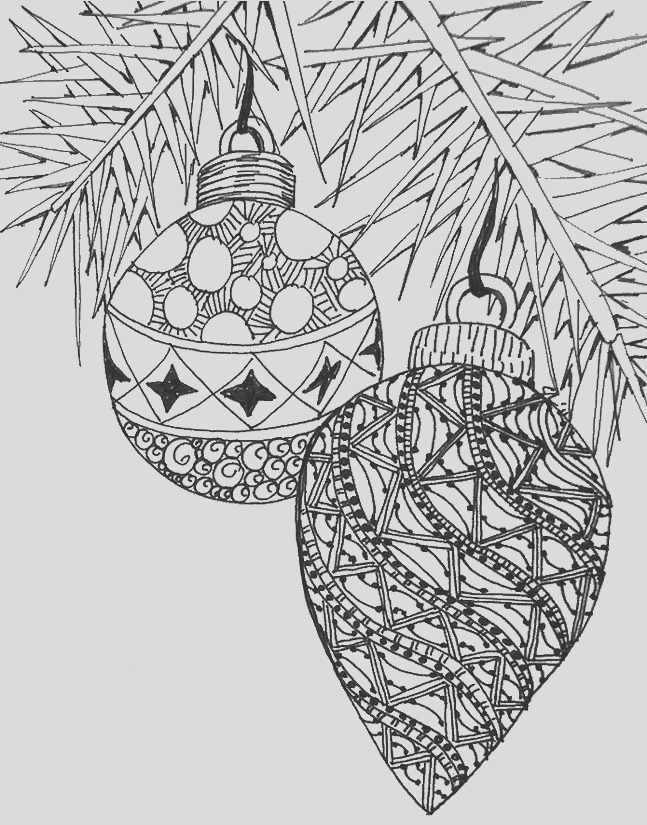 adult coloring pages seasonal