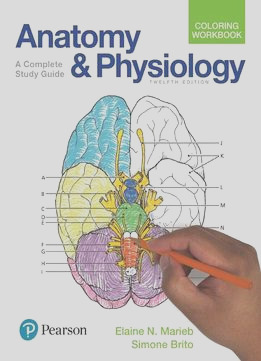 anatomy and physiology coloring workbook a plete study guide 12th edition