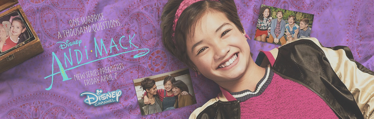 andi mack on disney channel